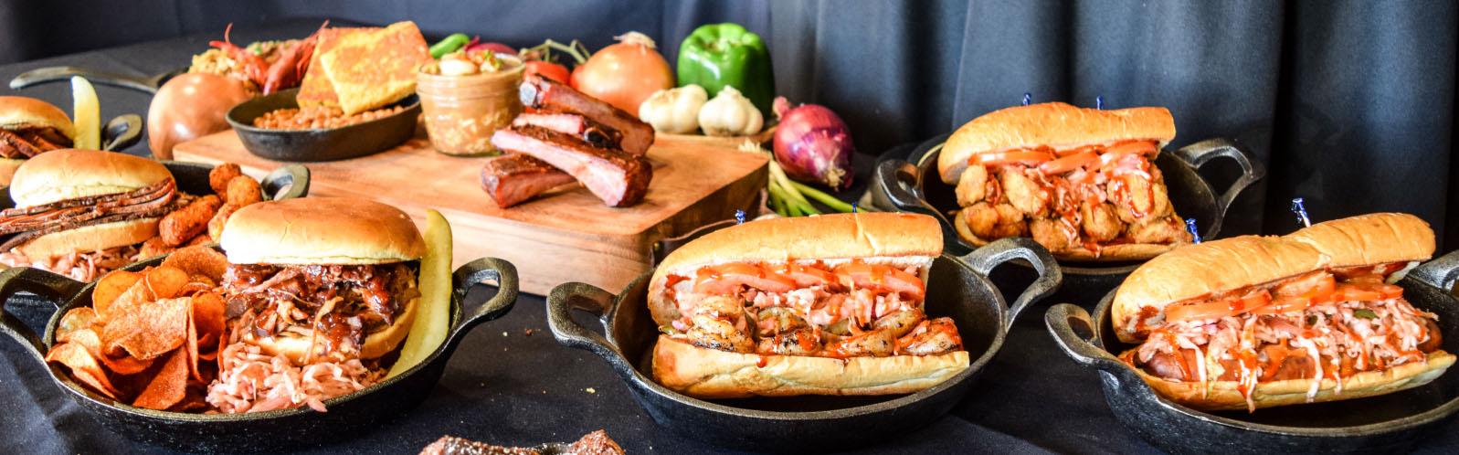 Cajun And Barbecue Restaurant